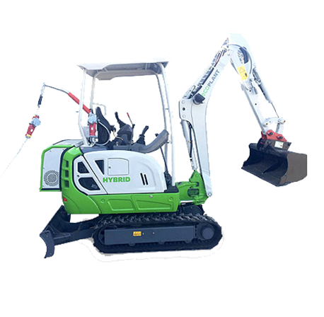 1.8 Ton Electric Digger