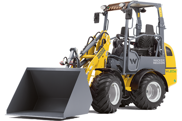 wl20e Electric Wheel Loader