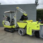 Electric Digger Hire Prices