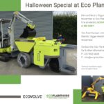 Eco Plant Hire - Advert Halloween Special