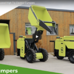 ECOVOLVE - Electric Dumpers Profiled on EV YouTube Channel